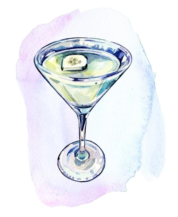 Tzatziki Martini Stylist Magazi - hollyexley | ello