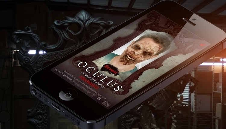 Oculus - Movie App - oculus, movie - davidebianca-4059 | ello