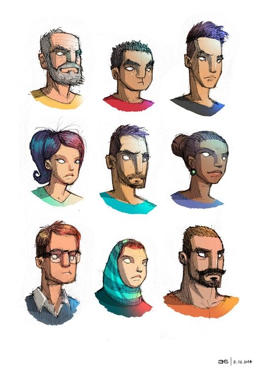 Character Sheet 001 - ahmedgamal-3942   ello
