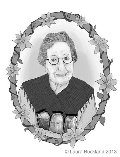 Granny Rainbow book: Katherine  - laurabuckland | ello