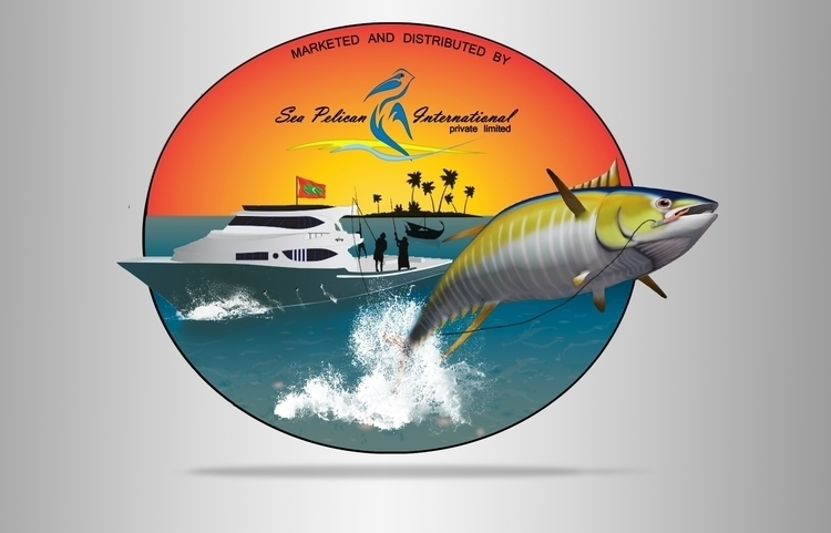 Sea Pelican International Logo - afrah-7011 | ello