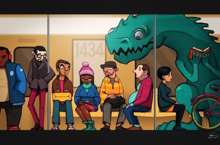 Curious Commute - ahmedgamal-3942 | ello