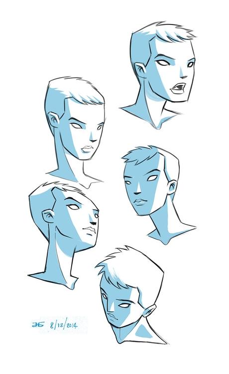 Character Study 002 - ahmedgamal-3942 | ello