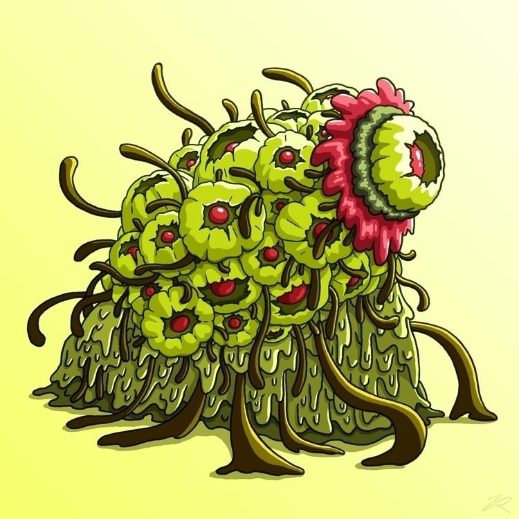 Random Creatures - Garma (22/10 - ricardovalente | ello