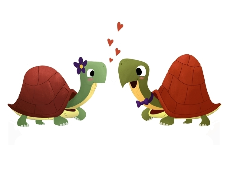 turtles wedding invitations - love - ashleyodell | ello