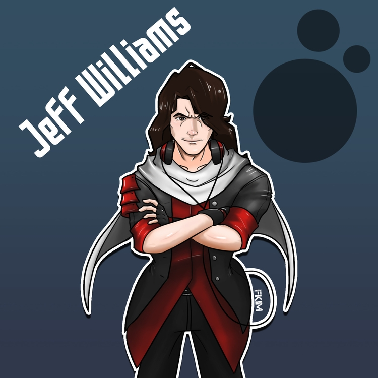 Jeff Willams - illustration, characterdesign - fkim90 | ello