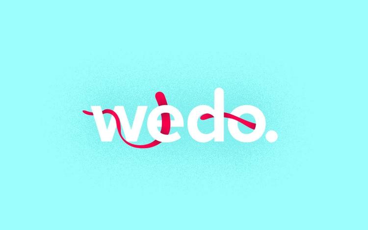 Wedo - Branding - design, branding - miguelduart | ello