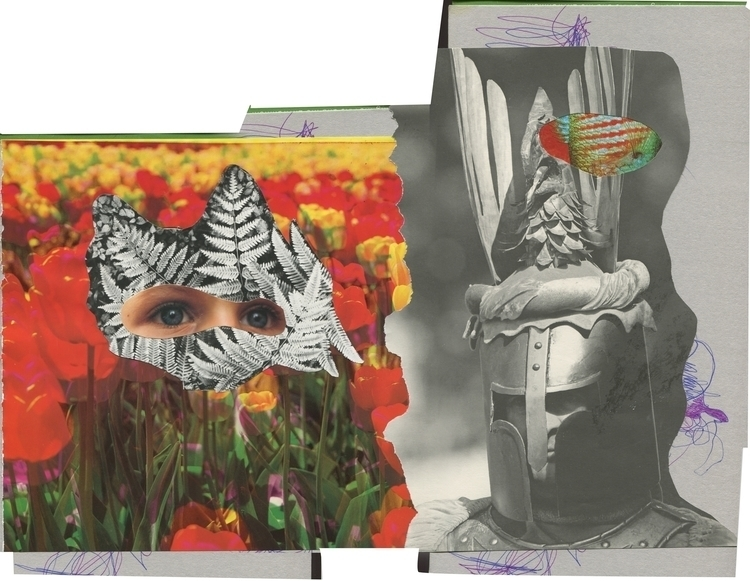 brother - collage - chaossensedelight | ello