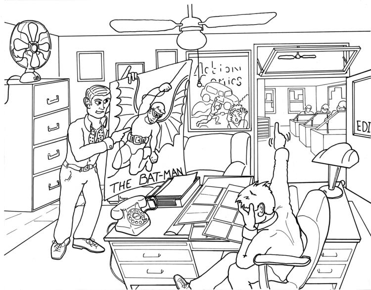 Illustration created Cape Creat - plbtoonist | ello