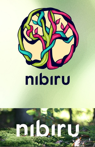 Symbol design NiBiRU, electroni - vaikr | ello