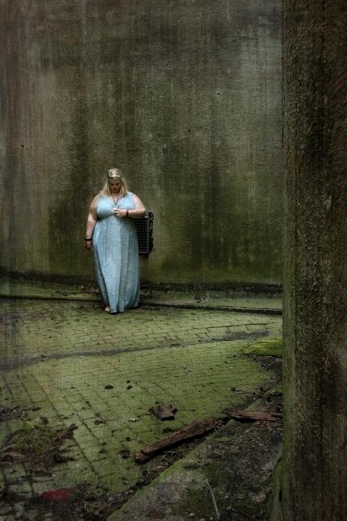 Iris - photography, womanportrait - paulilangbein | ello