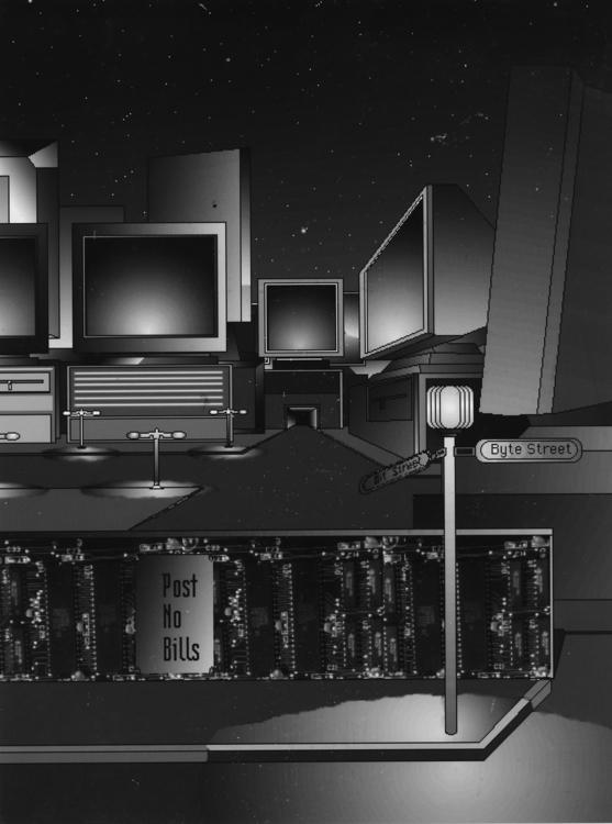 PC City: Cesspool digital flots - plbtoonist   ello