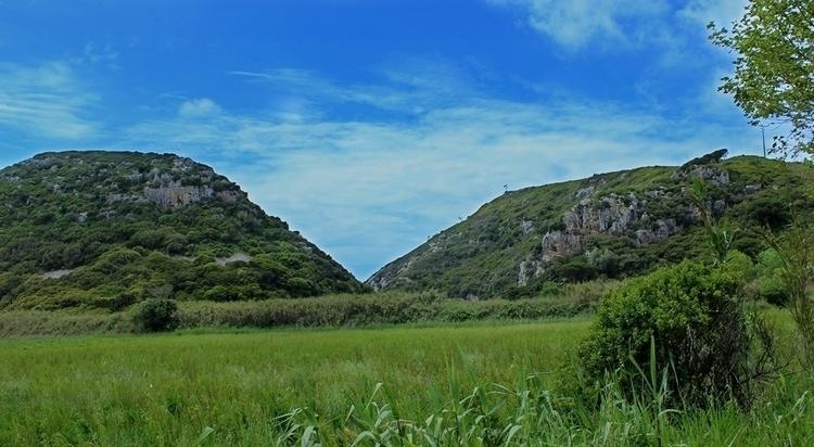 photography, mountains, sky, blue - marisa2794 | ello