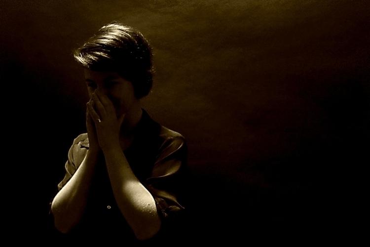 Girl Dark - photography, woman, womanportrait - paulilangbein | ello