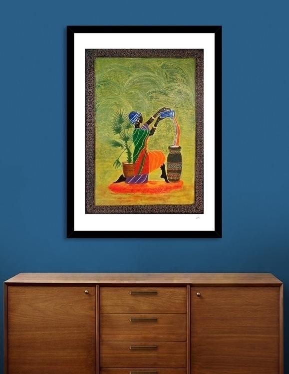 Elegant- Prints sale - illustration - neeruart | ello