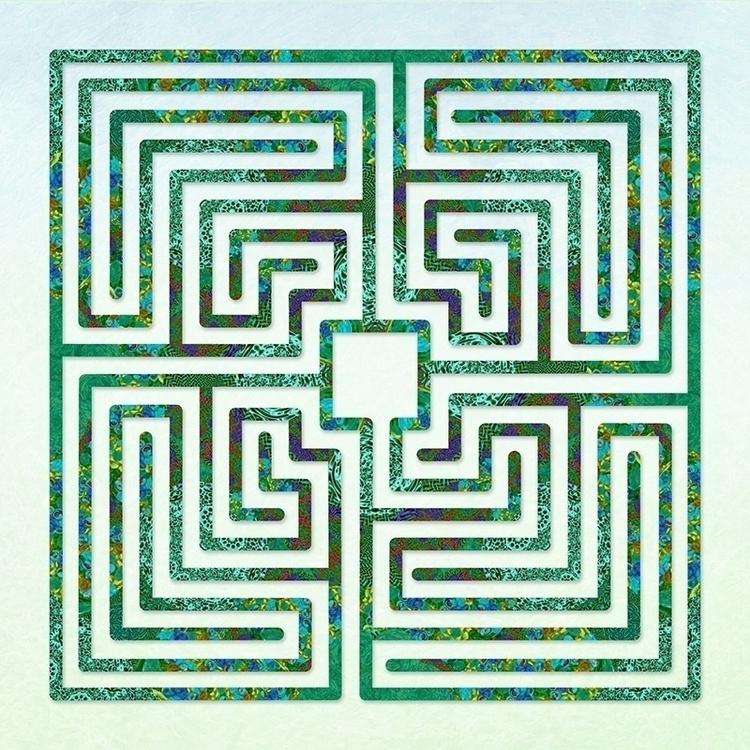 Roman Green Path - style labyri - nancyaurandhumpf   ello