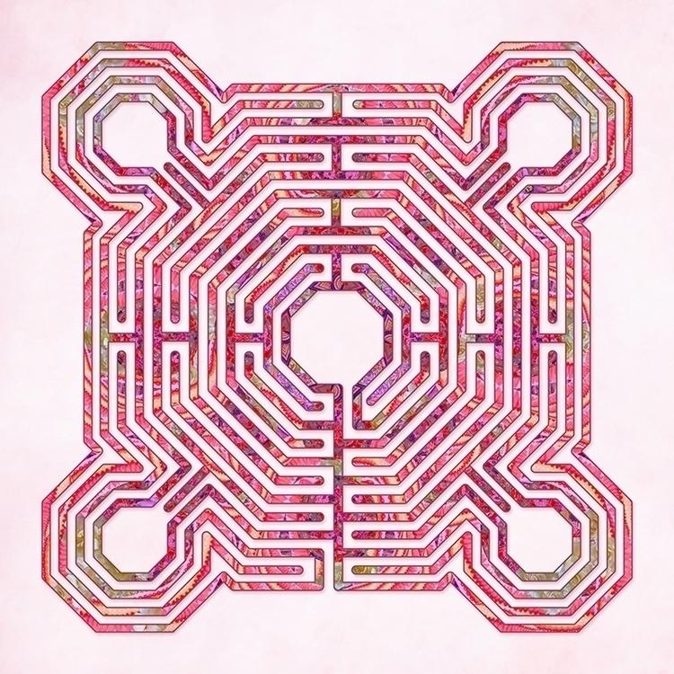 Reims labyrinth design based me - nancyaurandhumpf | ello