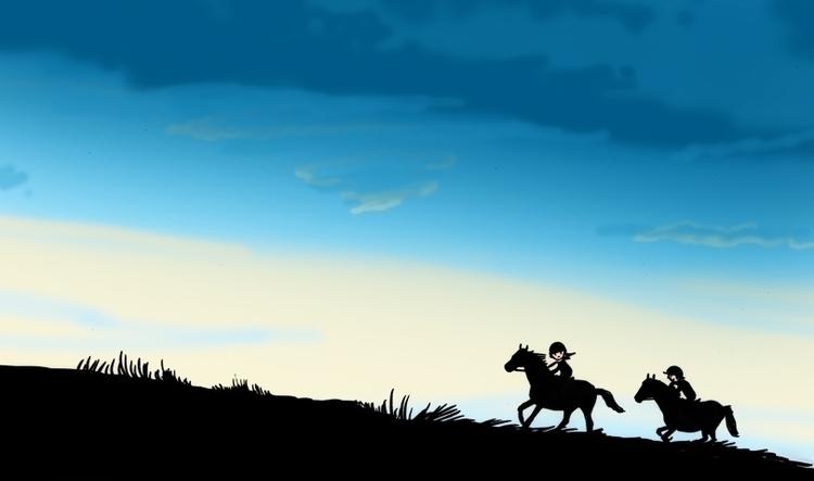 , ponies, comics - debbiejenkinson | ello
