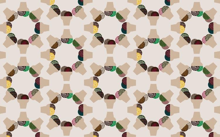 Ice-Creams Pattern - lydilena | ello