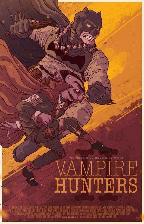 Vampire Hunters, fictional movi - charringo   ello
