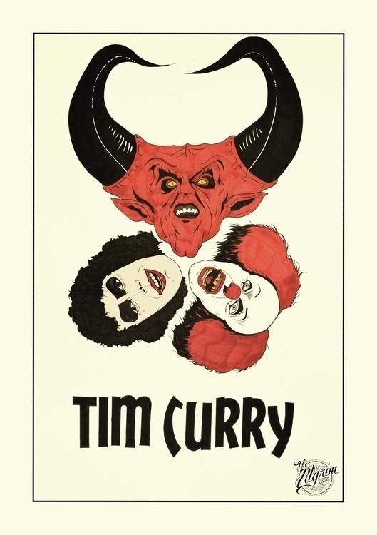 × Tim Curry Pennywise / Lord Da - thepilgrim-9803 | ello