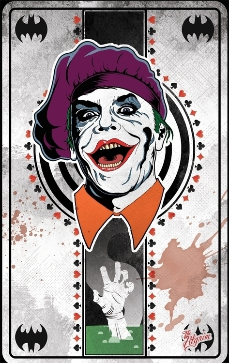 × Joker Batman Yannis ThePilgri - thepilgrim-9803 | ello