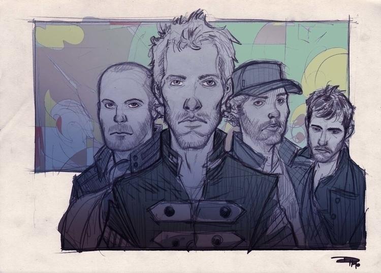 Coldplay - coldplay, denismedri - denismedri | ello