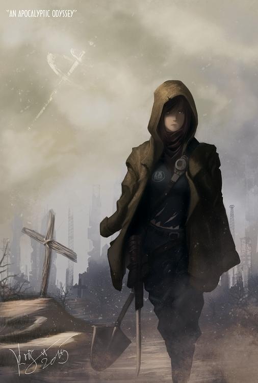 Apocalypse Odyssey - personal a - kiralng | ello