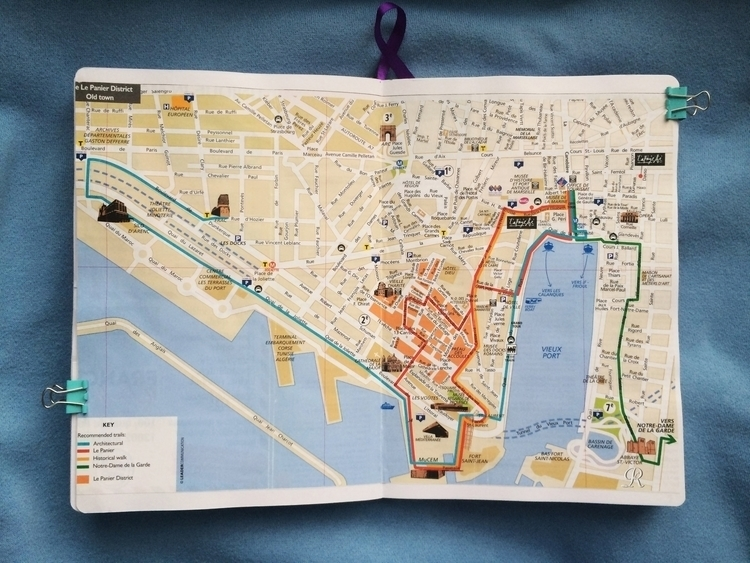 13 - travel, traveling, map, marseille - katrinity-1318 | ello