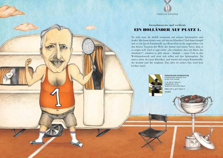 illustration, characterdesign - anacaizerliu | ello