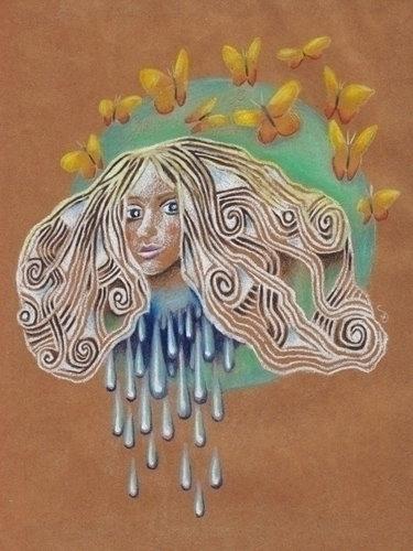 illustration, pencildrawing - susiewonfor | ello