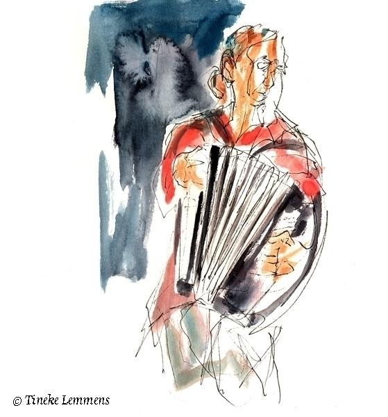 Tuur Florizoone - accordionist - tineke-1461 | ello