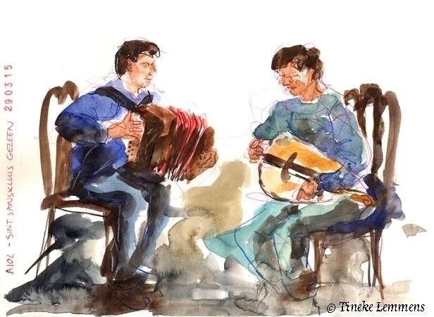 AIOL: Herbert Kay Habets - musicians - tineke-1461 | ello