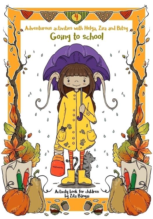 Cover art latest number (autumn - zita-3948 | ello