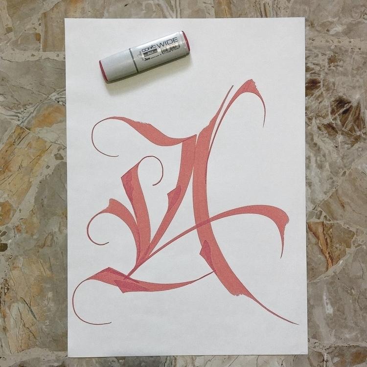 lettering, typography, typo, type - leviasen-5051 | ello