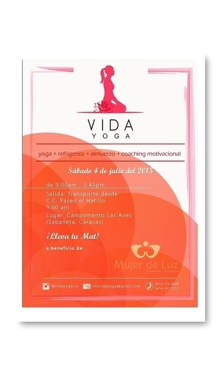 yoga, yogadesign, poster, posterdesign - jav4746 | ello