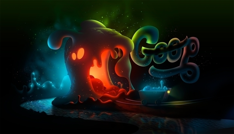 Goop - 2014 - goop, slime, stream - ecstatic-1221 | ello