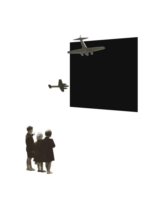design, history, collage, minimal - petermarchant | ello
