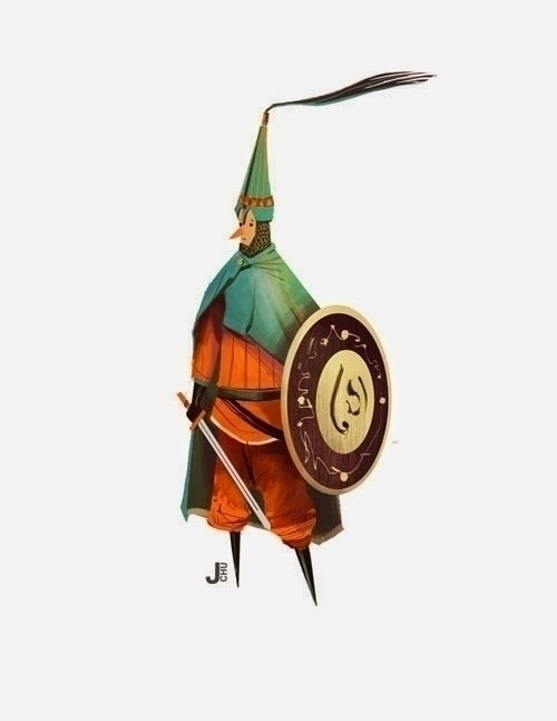 Viking brother 1 - viking, characterdesign - janicechu | ello