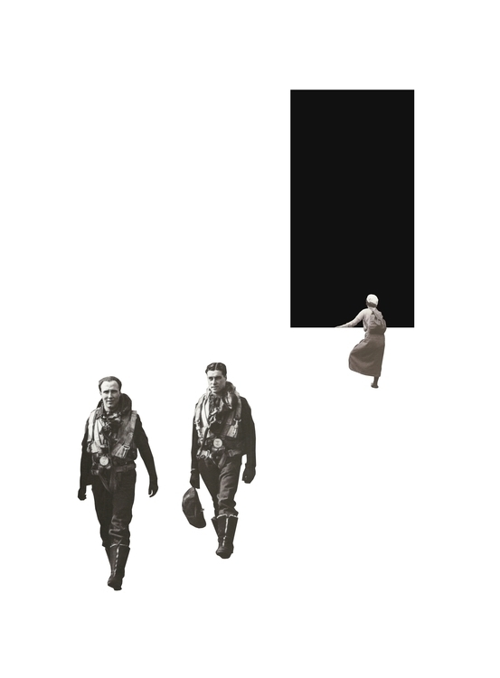 design, collage, history, minimal - petermarchant | ello