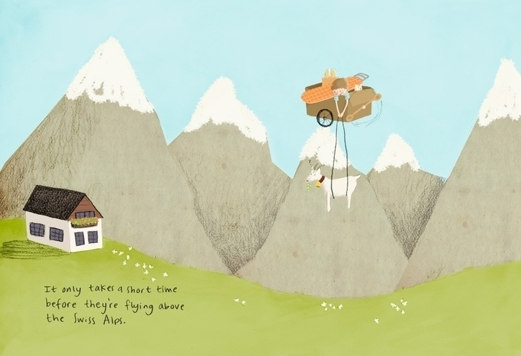 Spread picture book - children'sbook - marloesdevries | ello
