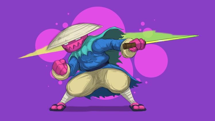Super Fungus Attack - Master Fu - planckpixels | ello