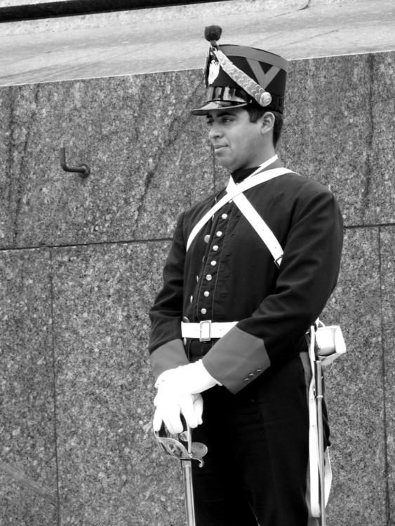Blandengues Soldier - photography - alvimann   ello