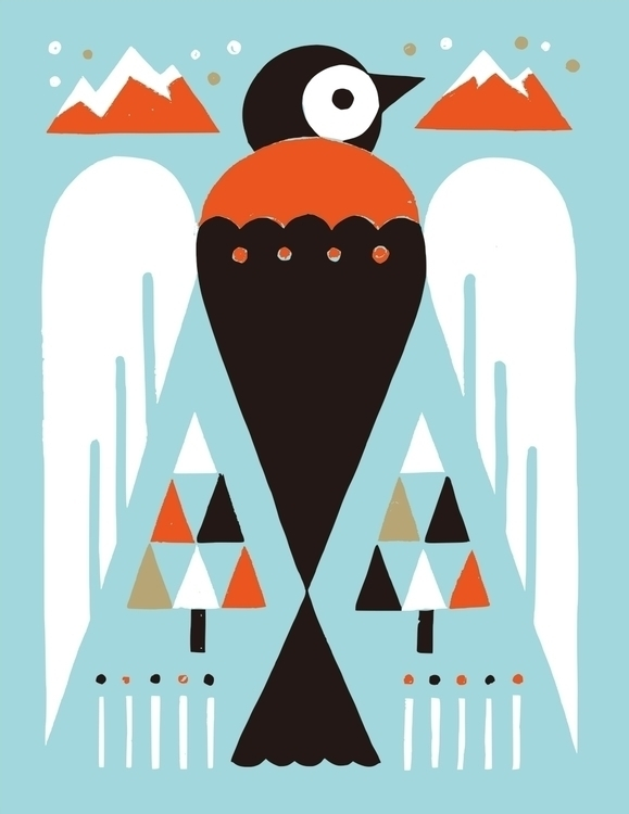 Animals - illustration, animals - shunsukesatake   ello