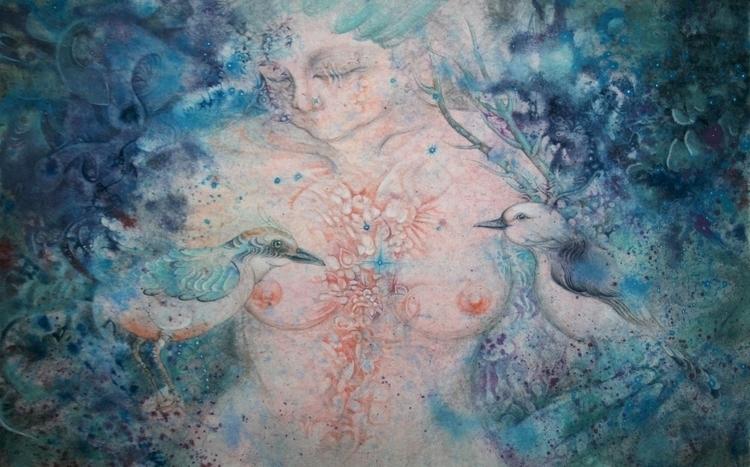 Revivng Ink, mineral, pigment,j - shihhantseng | ello