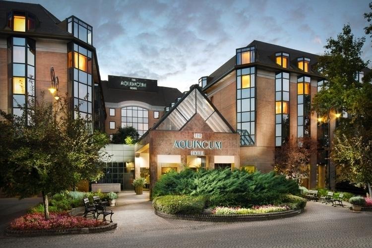 Aquincum Hotel - hotel, exterior - gergelyjancso | ello
