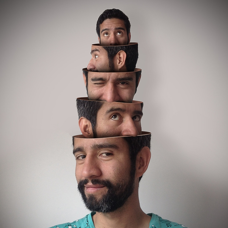 heads, head - photography, photoshop - fabianelpublicista | ello