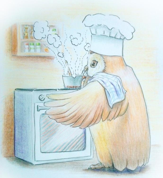 illustration - art, drawing, children'sbook - emilygrobler   ello