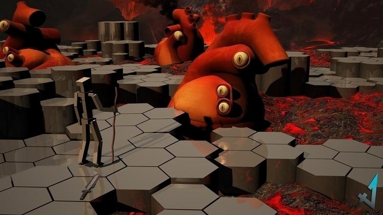 Titulo: Hell Descripción: diseñ - frogx4 | ello