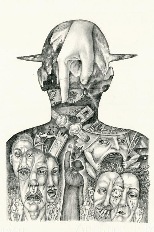 Armageddon - illustration, painting - gerdamartens | ello